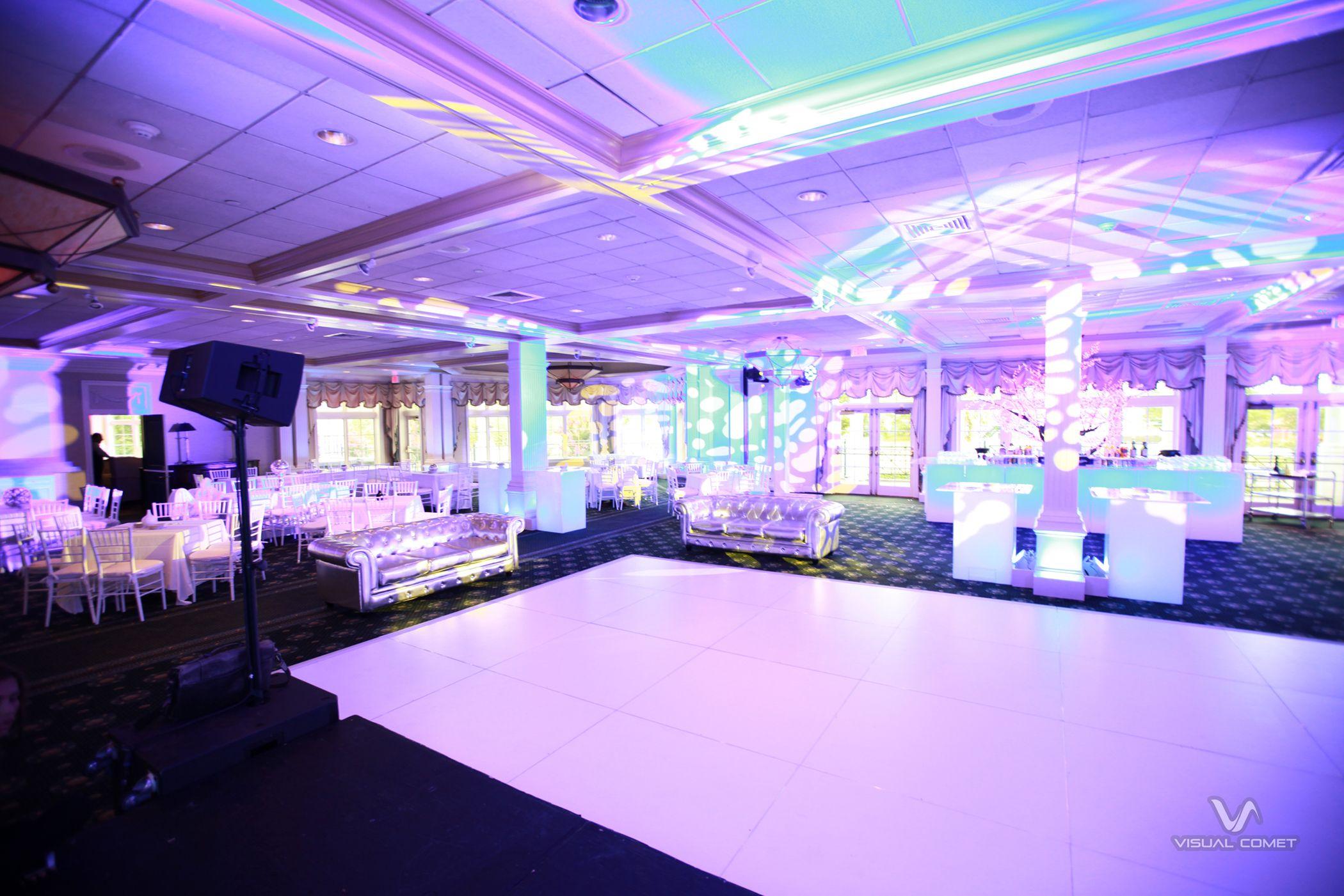Custom Dance Floor Wedding Design Ideas Pinterest