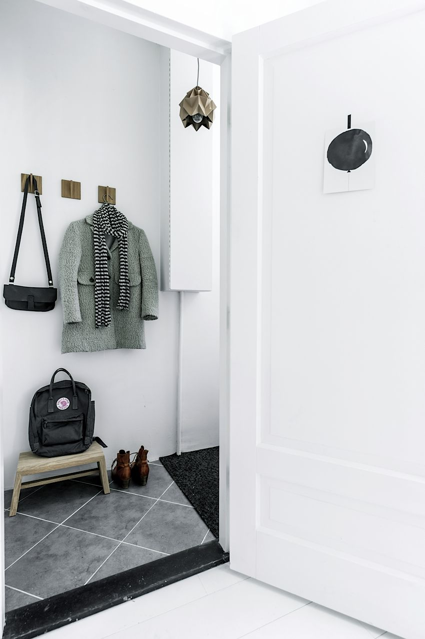 Inspiring Homes: White Heaven in Delft | Nordic Days | HALLWAY + ...