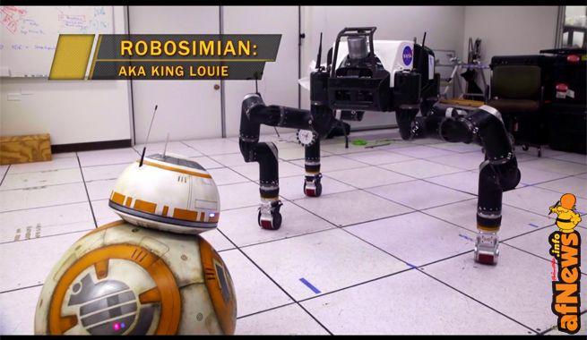 BB-8 incontra i veri droidi della NASA - http://www.afnews.info/wordpress/2016/04/29/bb-8-incontra-i-veri-droidi-della-droidi/