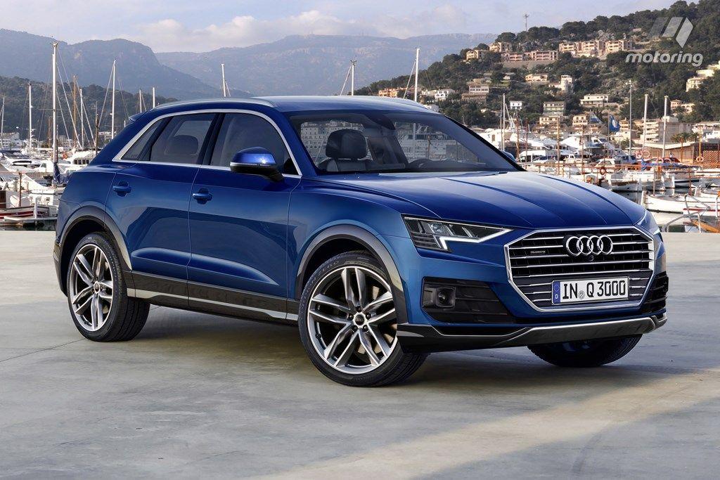 Audi A Audi Q Shape Up German Luxury Car Brand To - Audi a1 2018