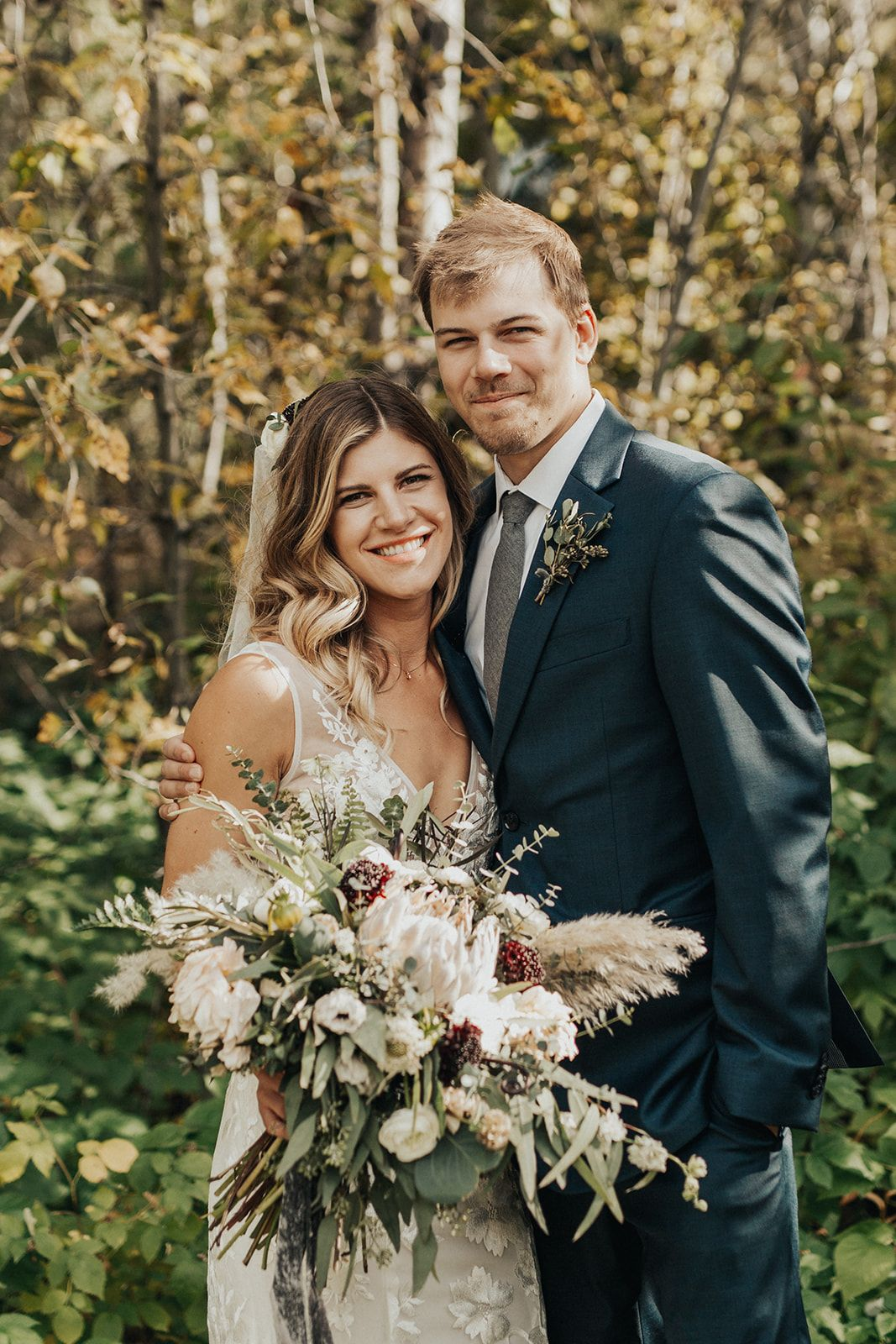 Petals By Piper X Marcella Laine Photography Mountain Wedding