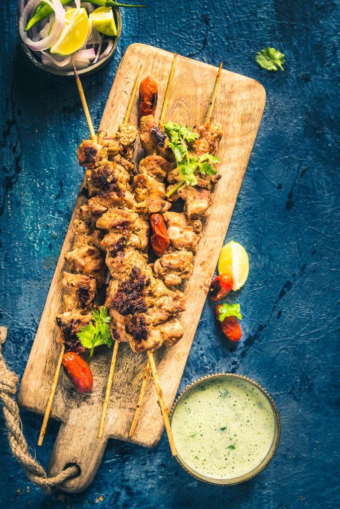 Chicken Malai Boti Recipe Pinterest Chicken Base Dishes And Foods