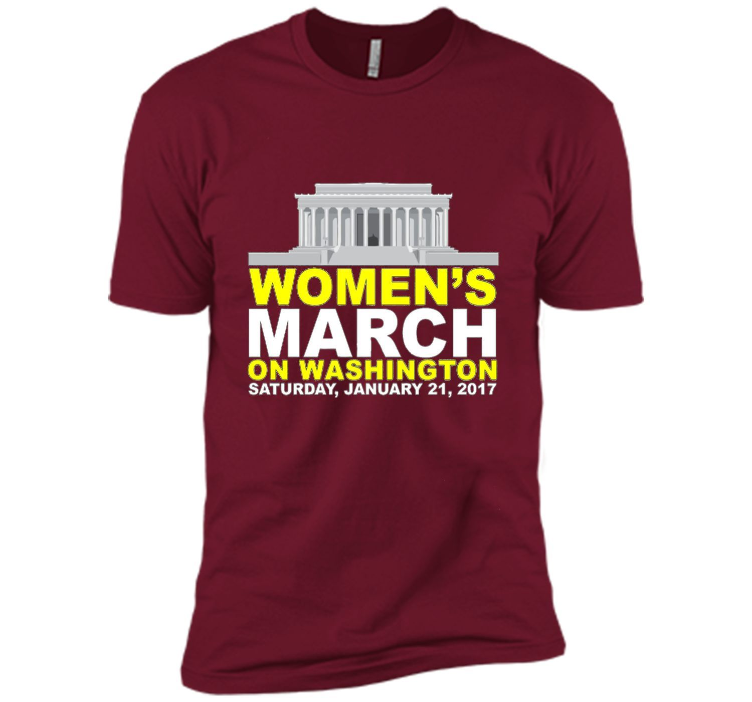 Women's March On Washington Shirt OUR BODIES OUR MINDS