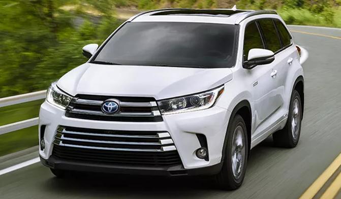 2020 Toyota Highlander Price 2021 Toyota Highlander Rumors Colors And Redesign Xe Hơi Xe Hơi Sang Trọng