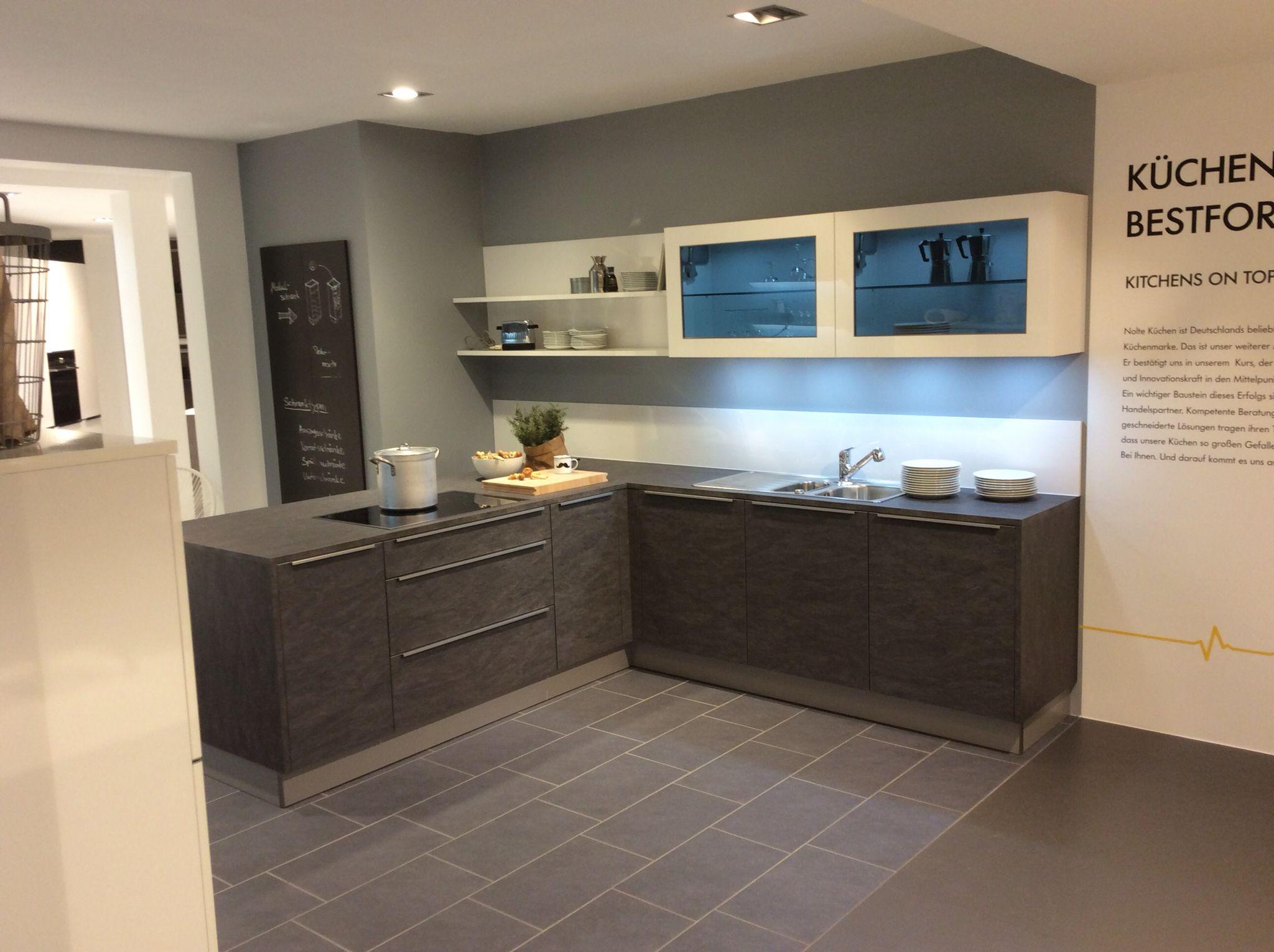 Stone in Basalt | Nolte Küchen | Pinterest | House