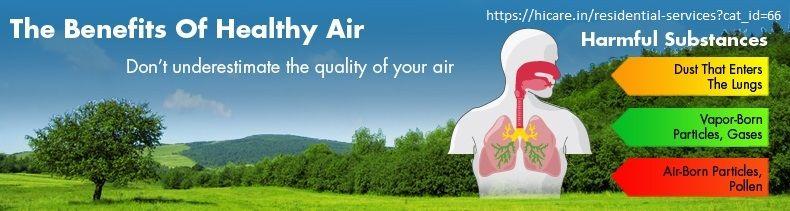 Blue Pure Air Purifier Has A 360 Degree Air Intake Cleans Your