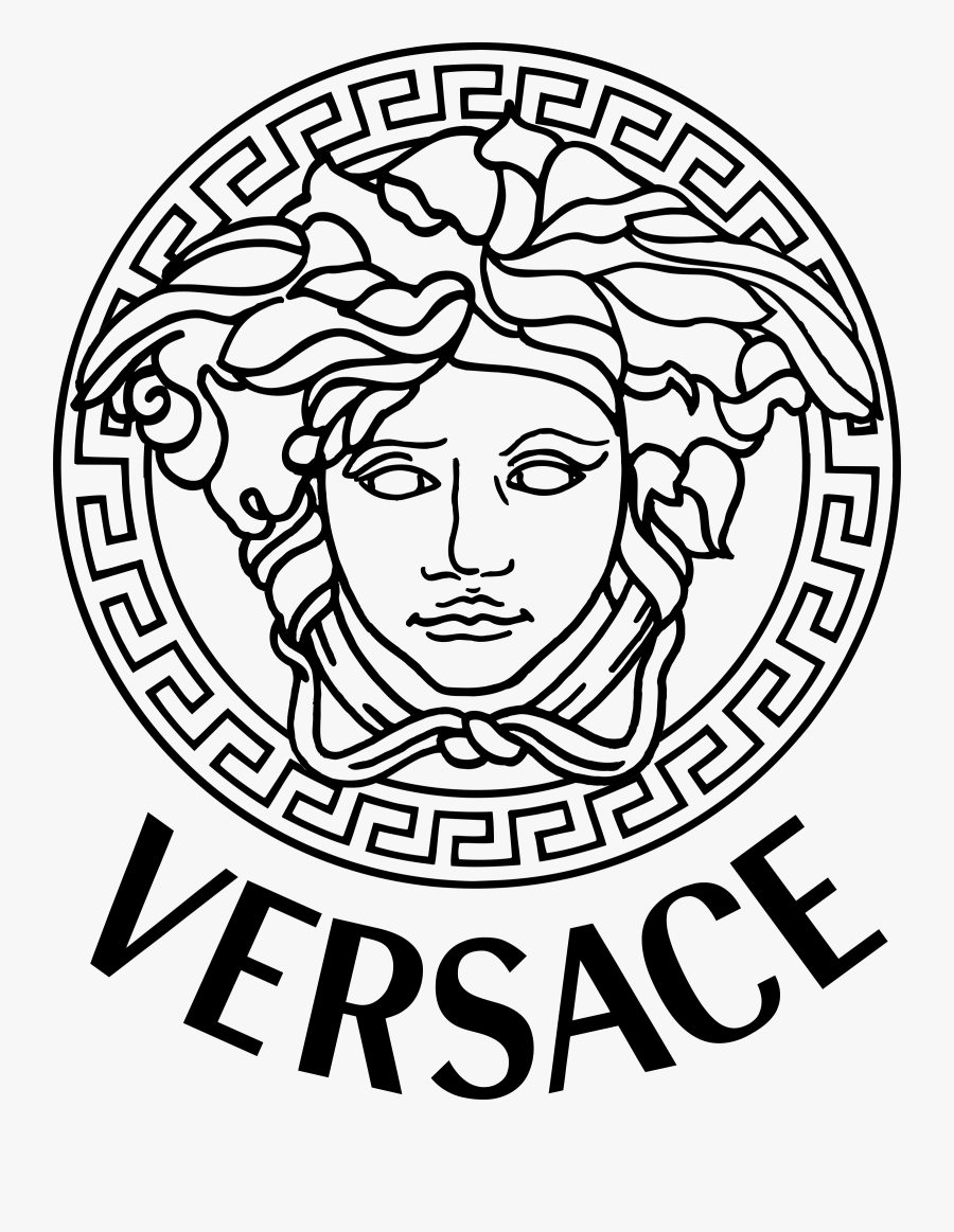 Google Image Result For Https Www Clipartkey Com Mpngs M 261 2616504 Versace Medusa Logo Png Transparent High Wall Stickers Bedroom Vinyl Decals Vinyl Poster