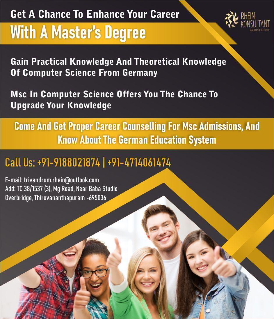 Master Of Education Berlin