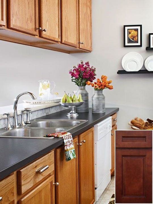 Great information about - painting honey oak cabinets ...