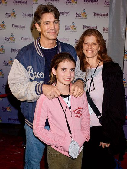 You Need To See These Throwback Photos Of Emma Roberts Eric Roberts Emma Roberts Celebrity Siblings
