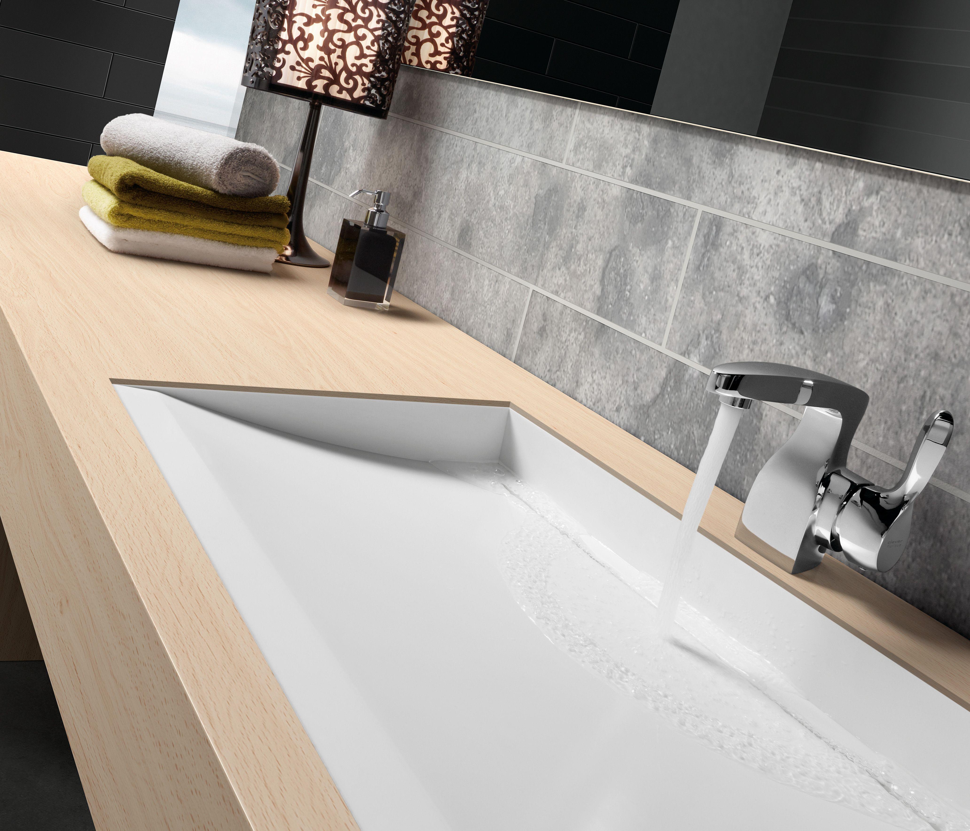 serie art nouveau grifo de lavabo de clever platinum griferà a