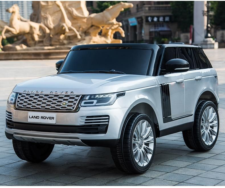 12v Licensed Range Rover Sport Supercharged Ride On Truck 2 Seater With Parental Remote Mp4 Range Rover Range Rover Sport Range Rover Hse
