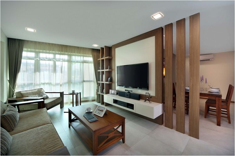 Feature Partition Wall Google Search Living Room
