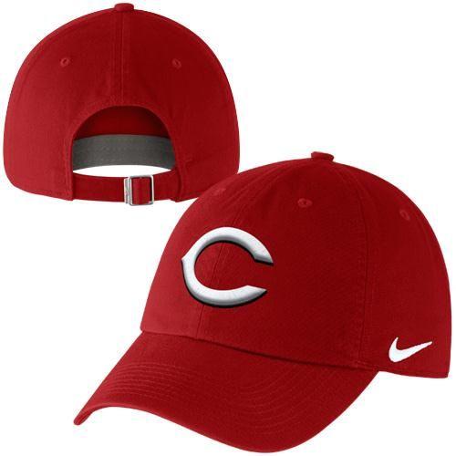 brand new 719fb 40793 Nike Cincinnati Reds Stadium Cap 3.0 Adjustable Hat - Red