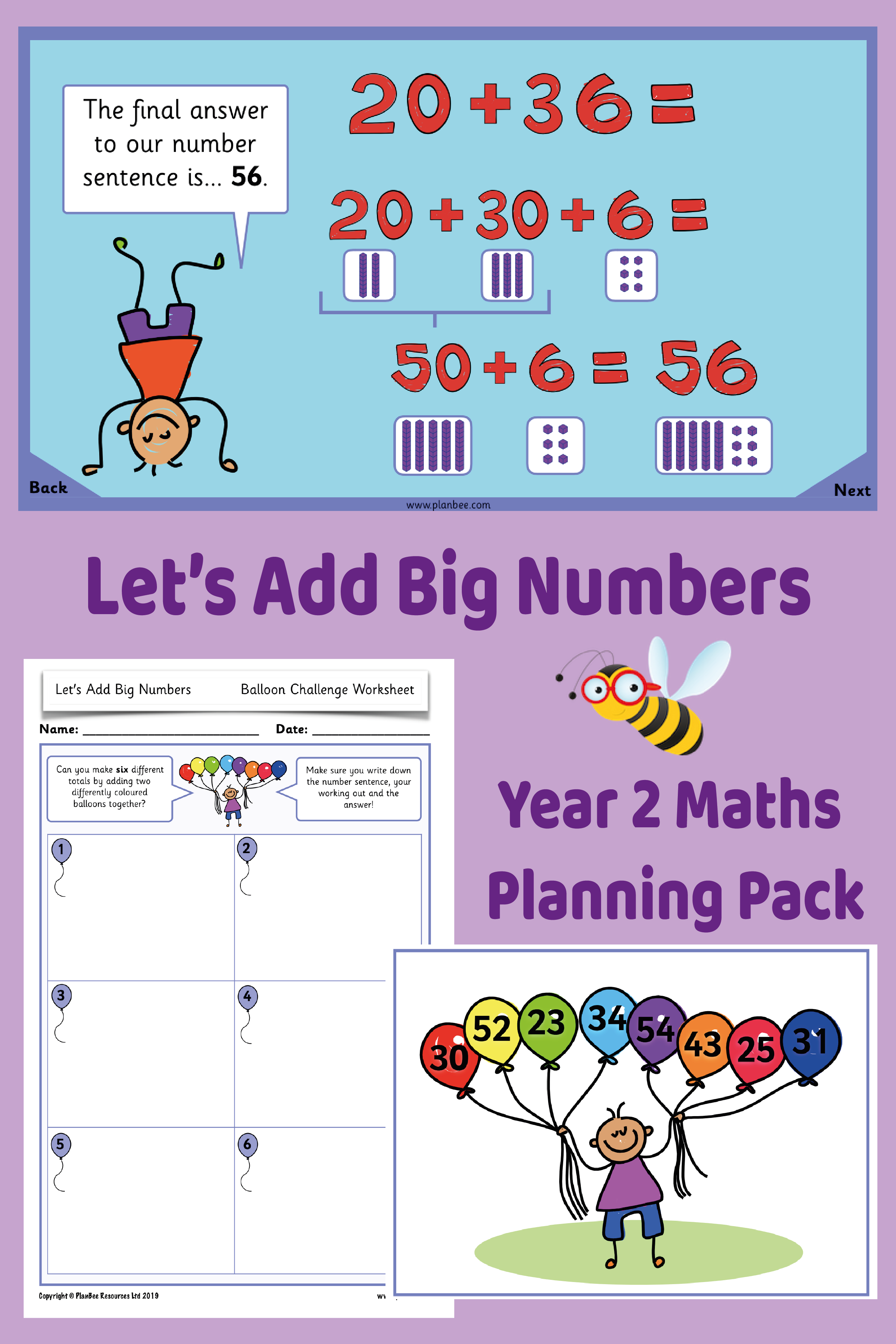 Let S Add Big Numbers Math For Kids Educational Math Activities Math Activities For Kids [ 3751 x 2501 Pixel ]