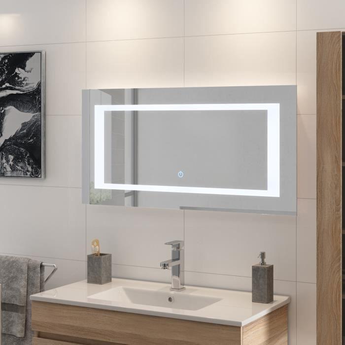 Miroir De Salle De Bain Miroir Retro Miroir Salle De Bain Et