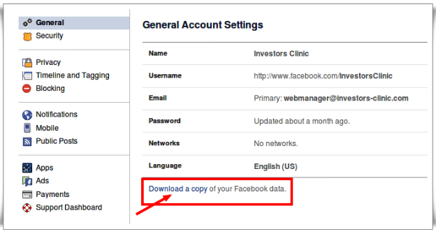 Delete Facebook Page Account | - 56.6KB