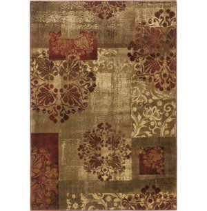 area rugs red floral area rug
