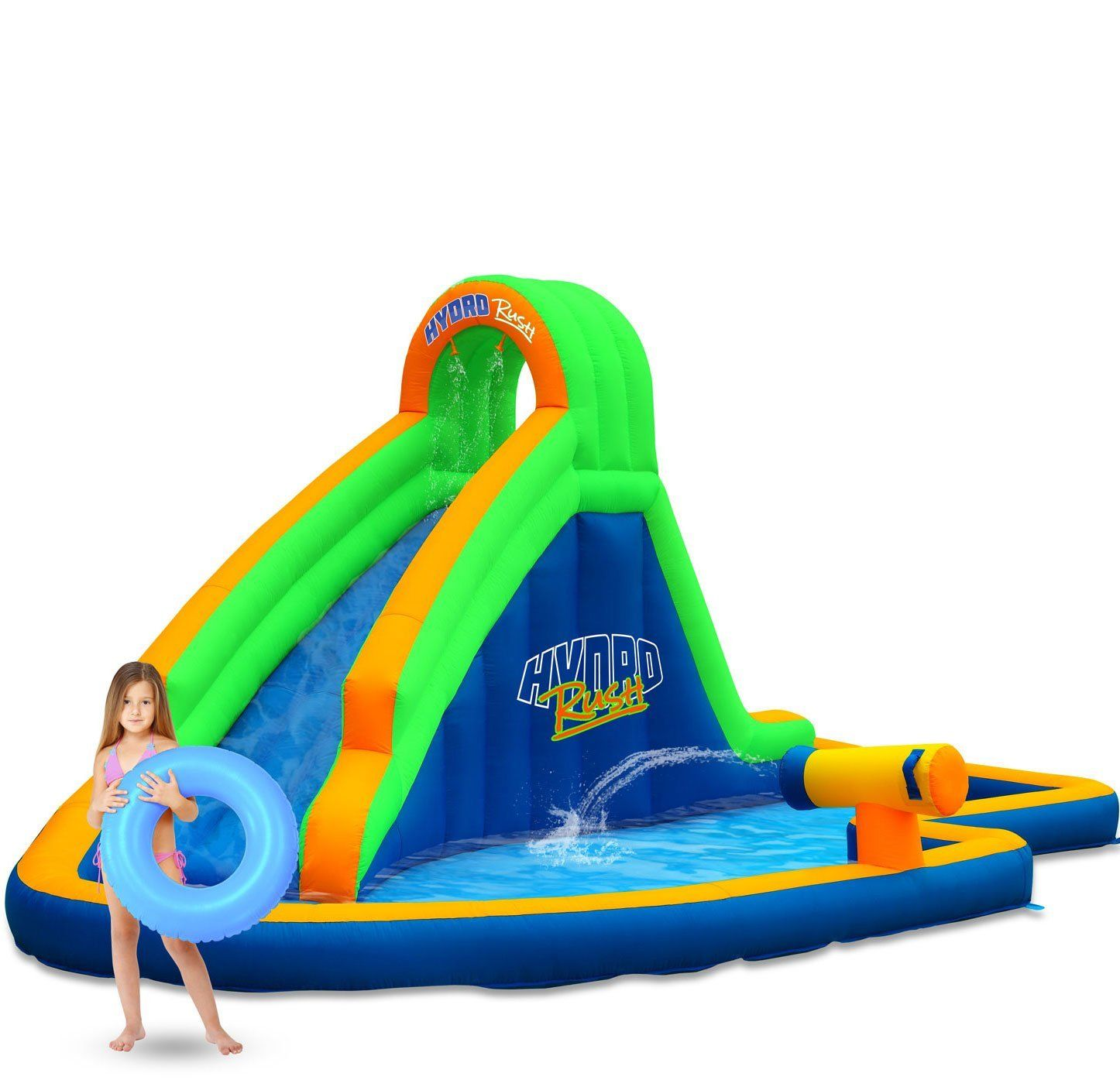 Best Outdoor Kids Toys 2020 | Inflatable water park ...