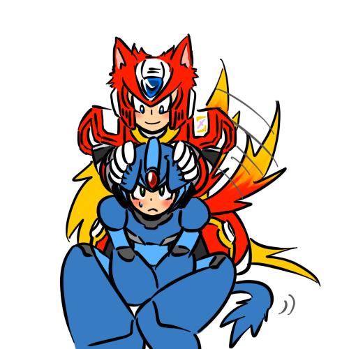 Fuckyeahxzero Mega Man Art Mega Man Game Character