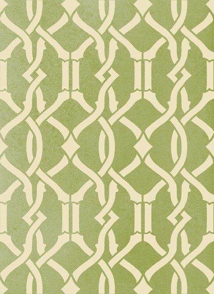 Wallpaper Stencil Iron Gate Stencil design for DIY wall | Ideas for ...