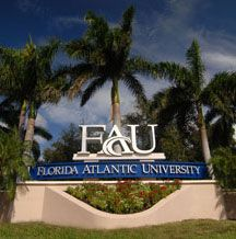 Campus Map Fau.Florida Atlantic University Www Fau Edu 777 Glades Rd Boca Raton