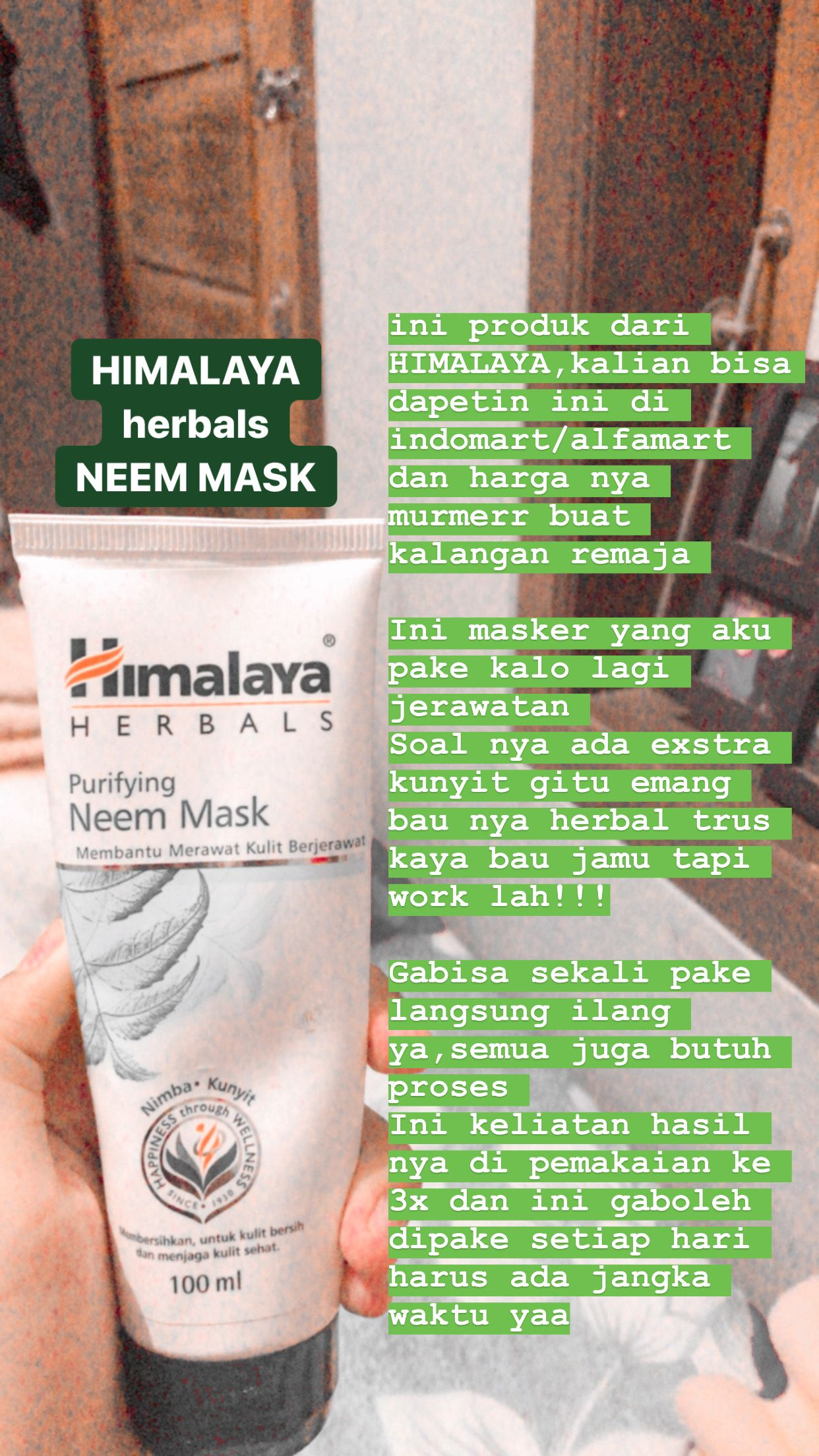 Neem Vs Tea Tree Oil Untuk Jerawat