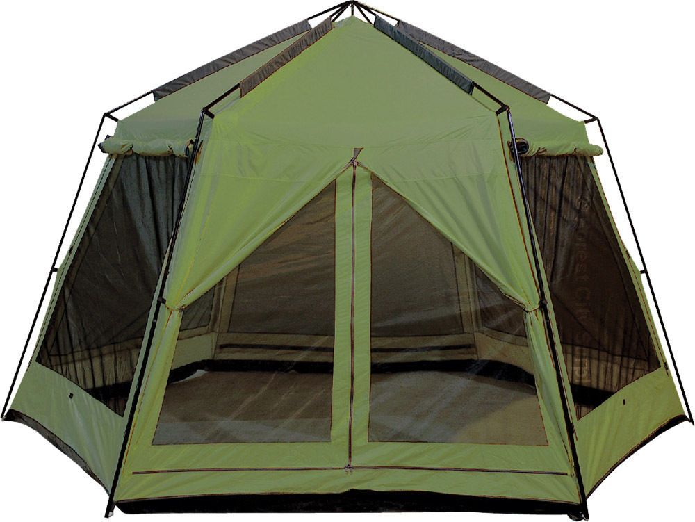 World Famous Lodge Screen House  sc 1 st  Home Design Ideas & Screened Dining Tent - Home Design Ideas and Pictures