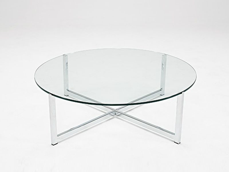Round Glass Coffee Table Google Search The Living Room