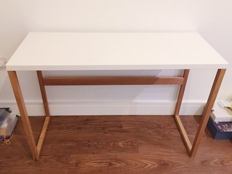 White Metal Console Table Habitat Islington London Gumtree Metal Console Table Console Table White Metal