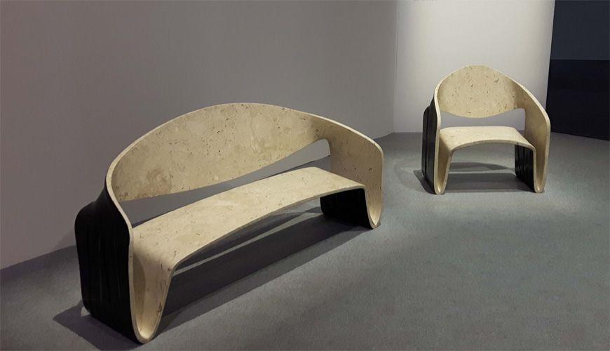 Inspired by the famous Möbius strip. Designer: Giuseppe Fallacara ...