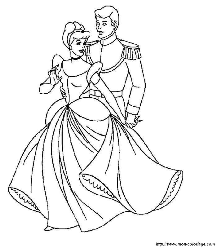 Malvorlagen Zum Ausdrucken Cinderella | My blog