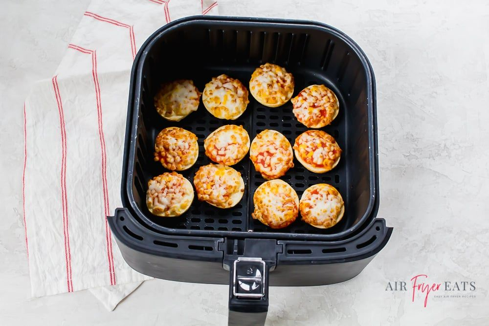 How to make bagel bites in the air fryer air fryer eats
