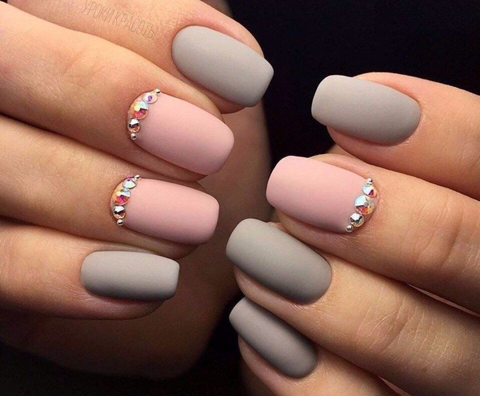 Pin by Alya on Nails | Pinterest | Manicure, Makeup and Nail color ...