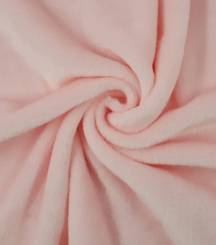 Sew lush fleece fabric