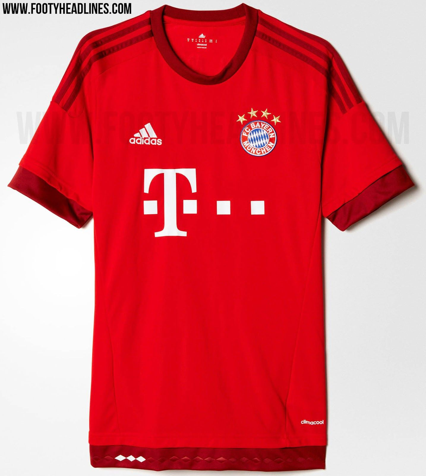 Cheap Adidas Mens 2015 Bayern Munich Fc Home Jersey Father day sale