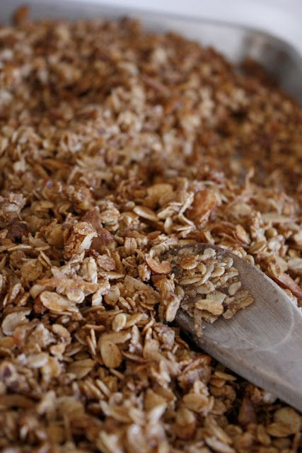 Day 19: Sweet Breakfast Granola – MADE EVERYDAY
