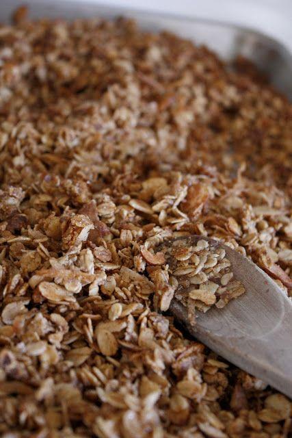 Day 19: Sweet Breakfast Granola – MADE EVERYDAY
