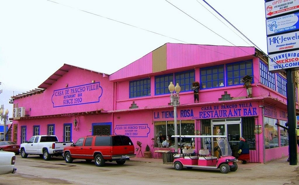 La Tienda Rosa The Pink Store In Palomas Chihuahua Mexico The Pink Store Everything Pink Pink