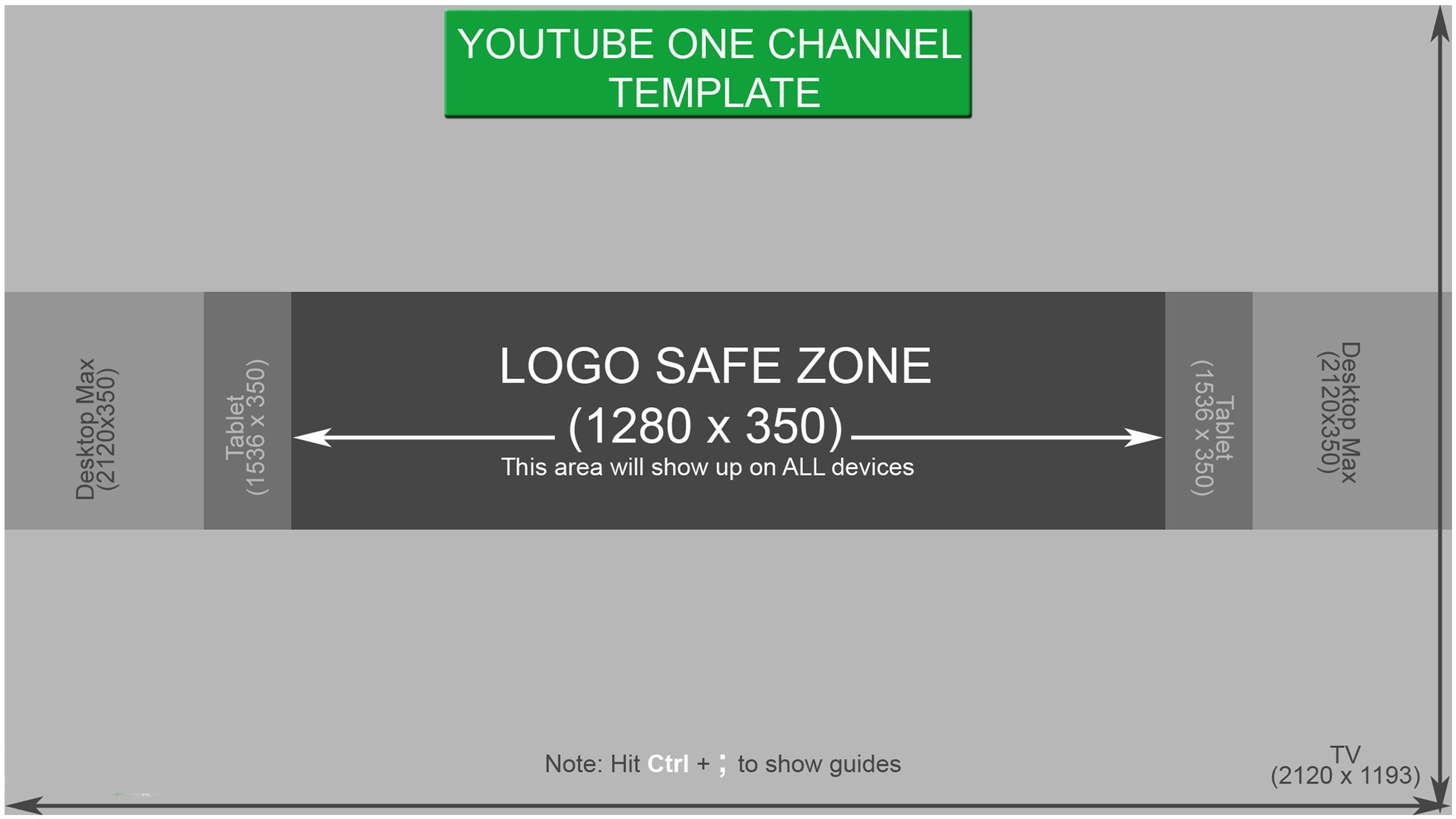 Getting Started With the New #YouTube One Channel Design ...