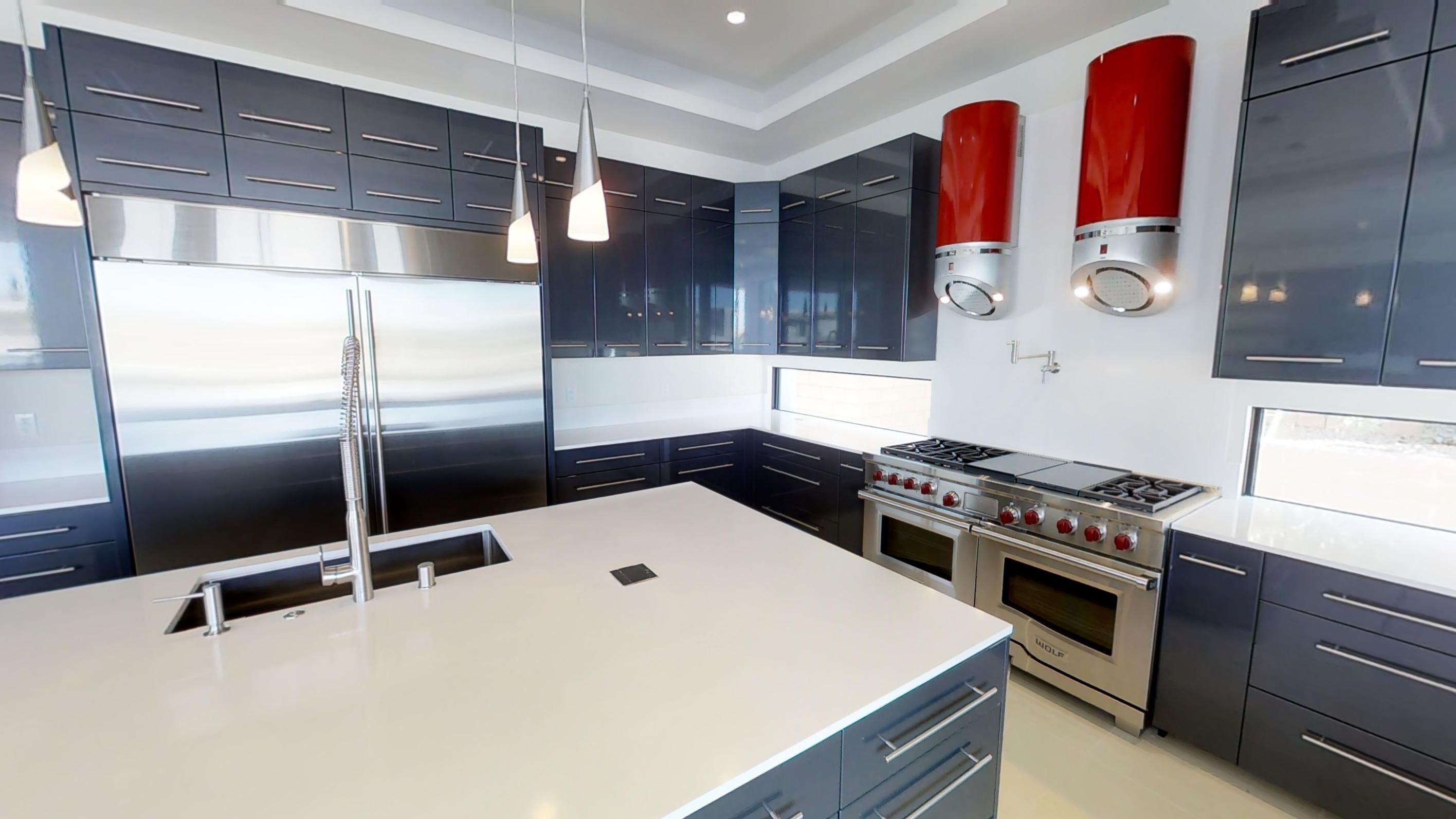 Matterport 3d Showcase Modern House House Las Vegas