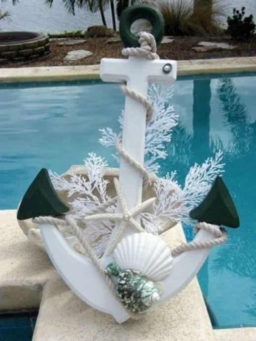 La Plage Et Le Bord De Mer : plage, Déco, Extérieure, Noël, Coastal, Christmas, Decor,, Beach, Decorations,