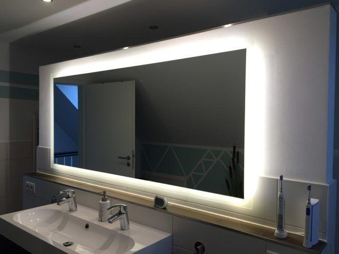 Joop Badezimmerspiegel Beleuchtung
