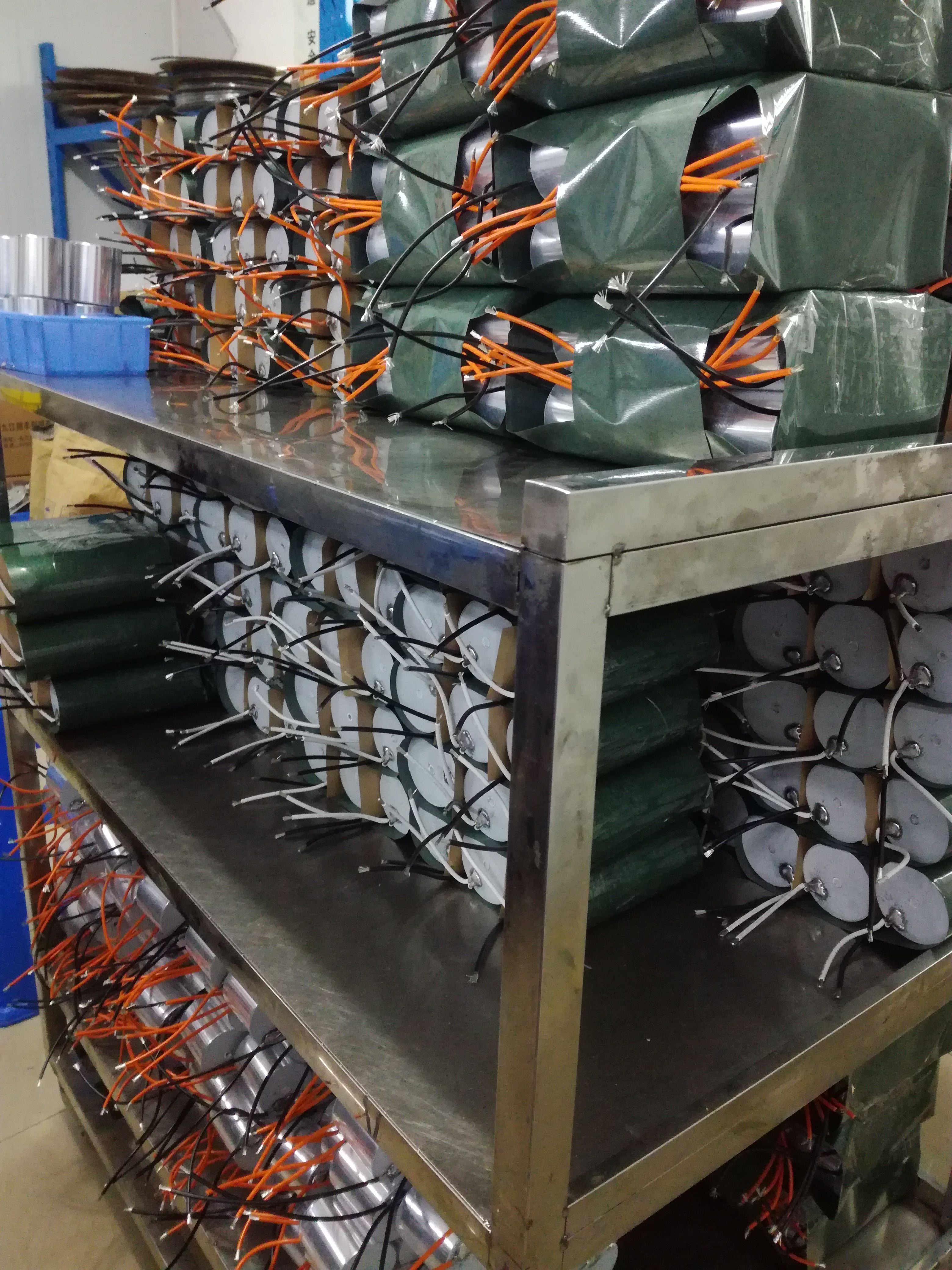Each Of Our Capacitor Products Will Be Wrapped Up And Placed Carefully Capacitor Manufacturing Phone Companies