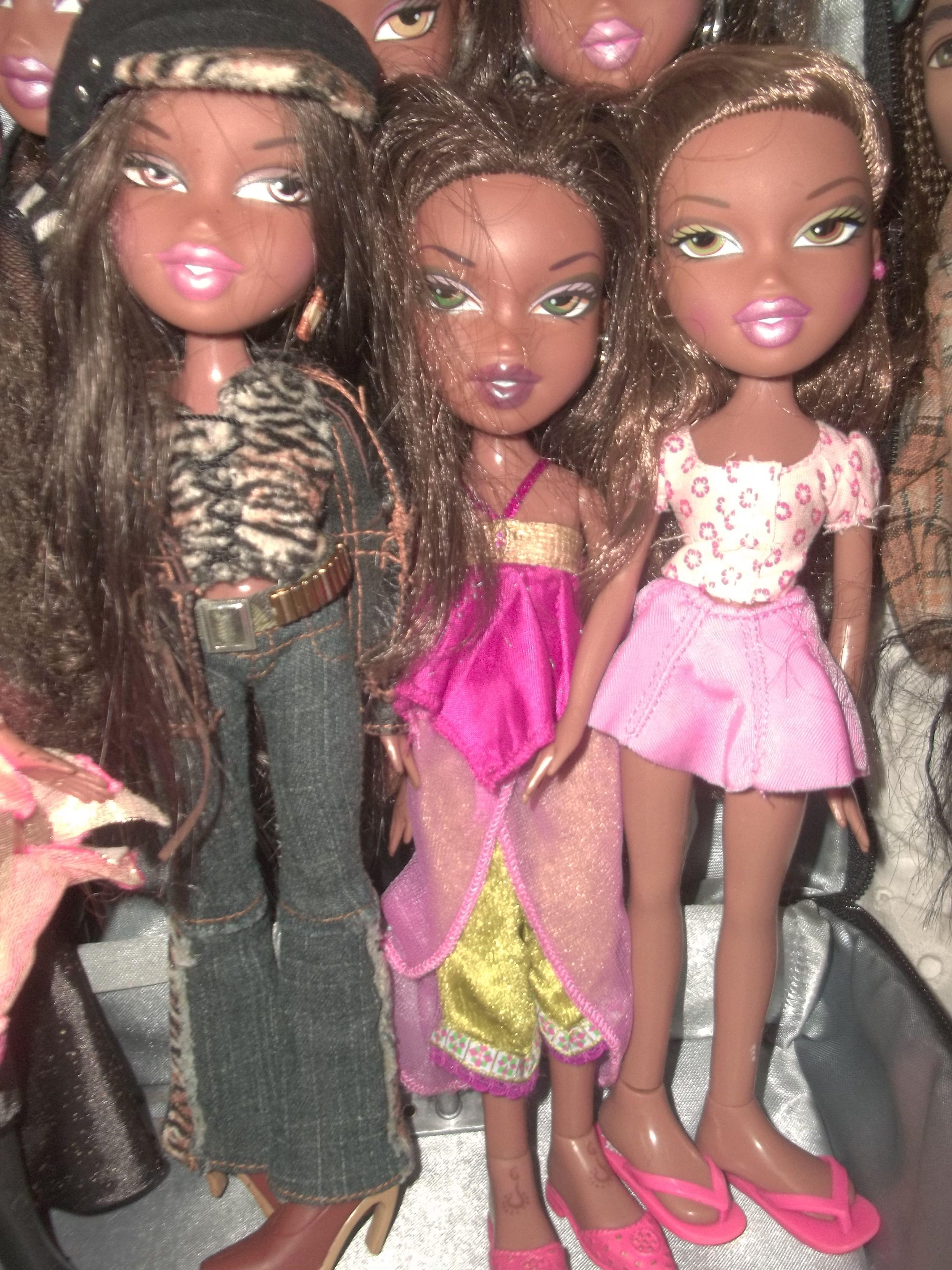 Open Mouth Sasha Bratz Dolls Bratz Doll Dolls Fashion