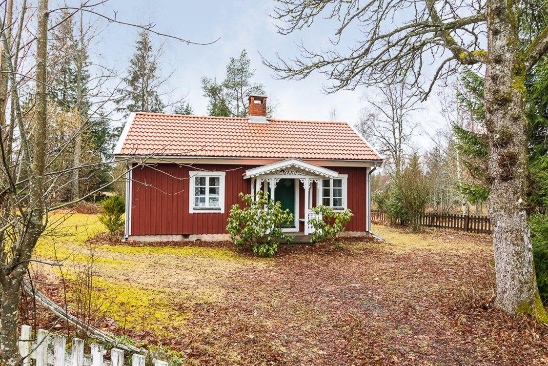 Hynnenäs Fridhem 1 - Bostäder till salu i Lönashult | Länsförsäkringar Fastighetsförmedling