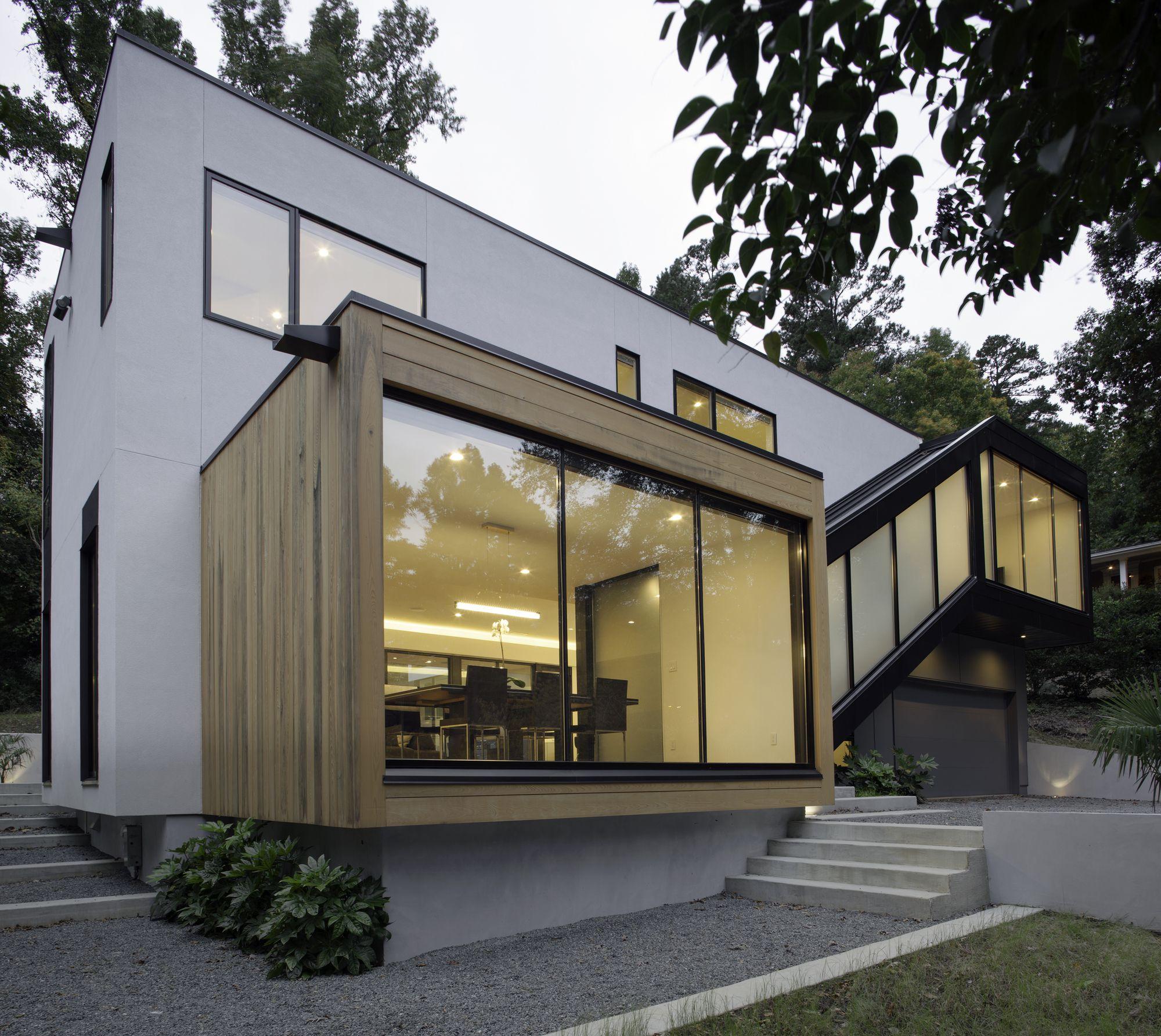 Galeria De Casas Exteriores: Residencia Medlin / In Situ Studio