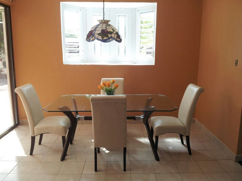 behr pumpkin butter dining room @home depot | paint colors