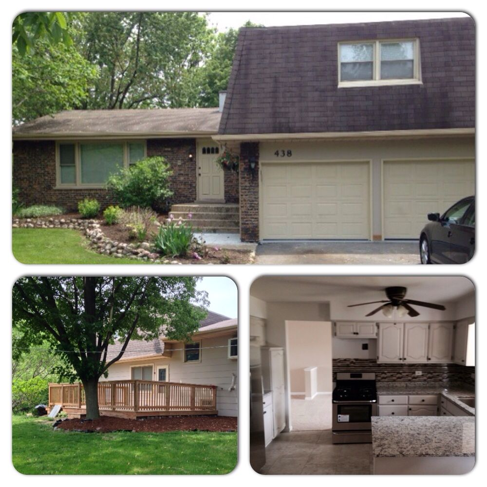 Open House Today 1 3pm 438 Colorado Frankfort 4 Beds 3 Baths Large Yard For Only 289 900 Buy Rent Or Re Open Houses Today Large Yard Outdoor Decor