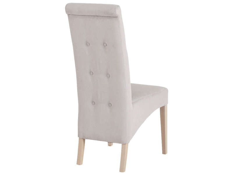 Chaise CLEMENTINE Coloris Gris